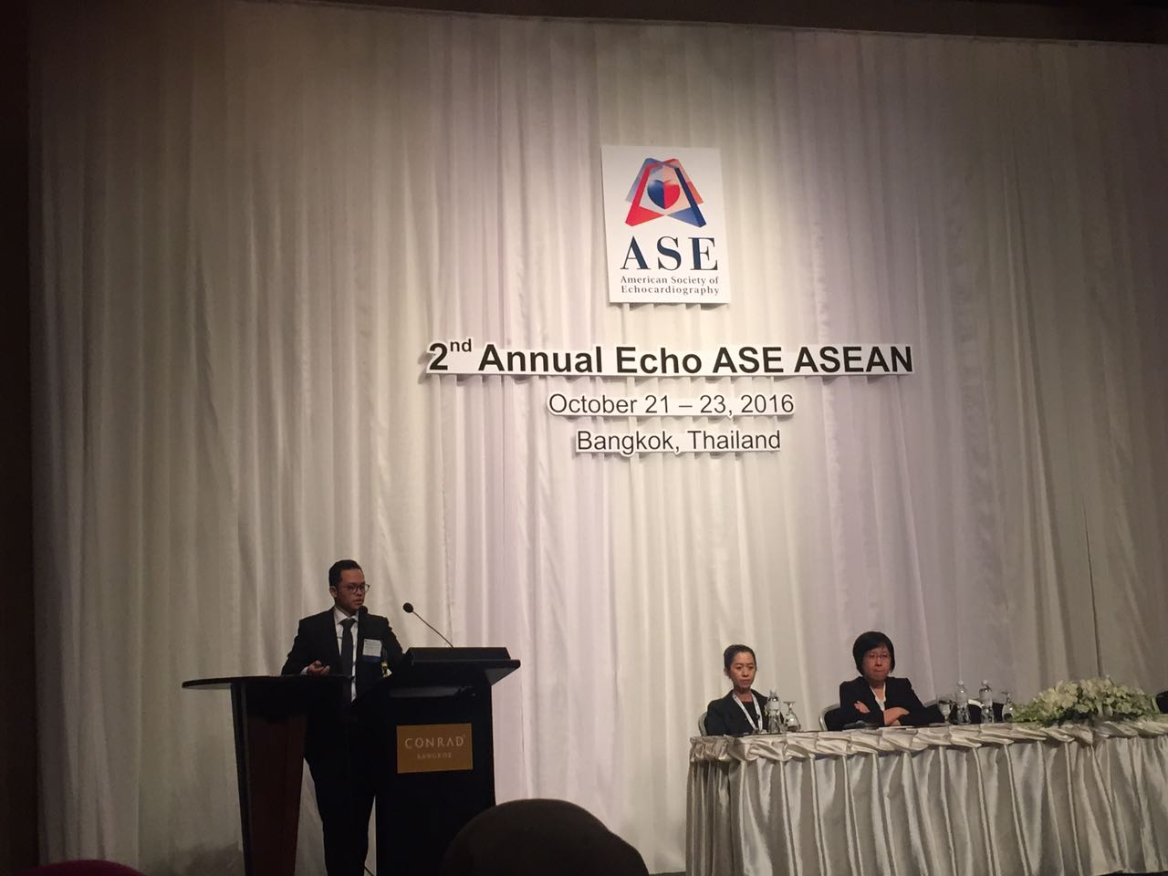 ISE Delegation at The 2nd Annual Echo ASE ASEAN 2016