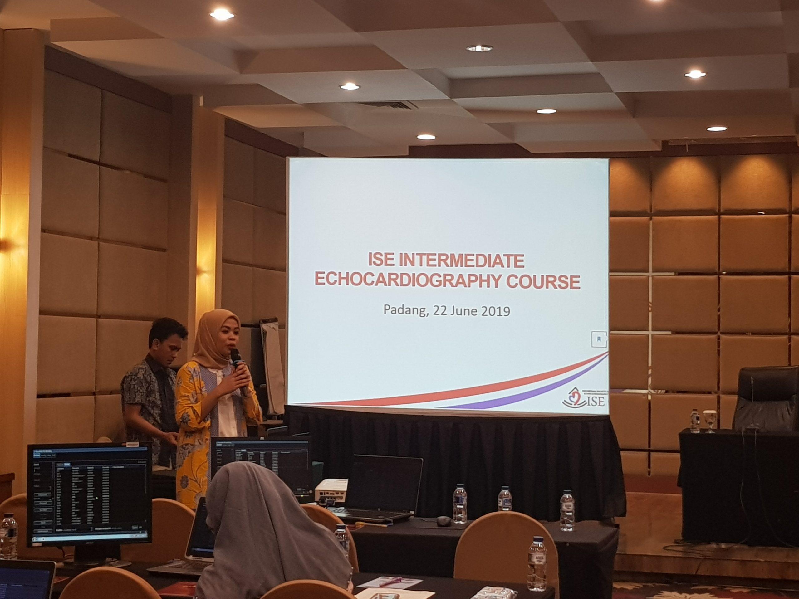 ISE Intermediate Echocardiography Course