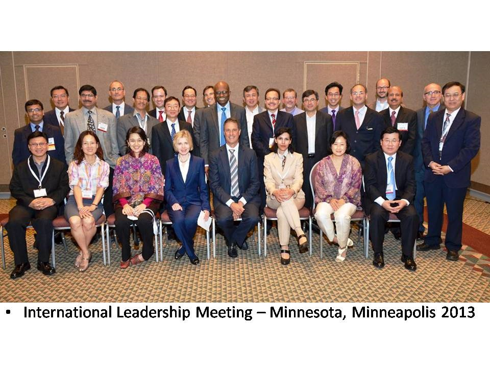 ISE Delegations at International Meeting