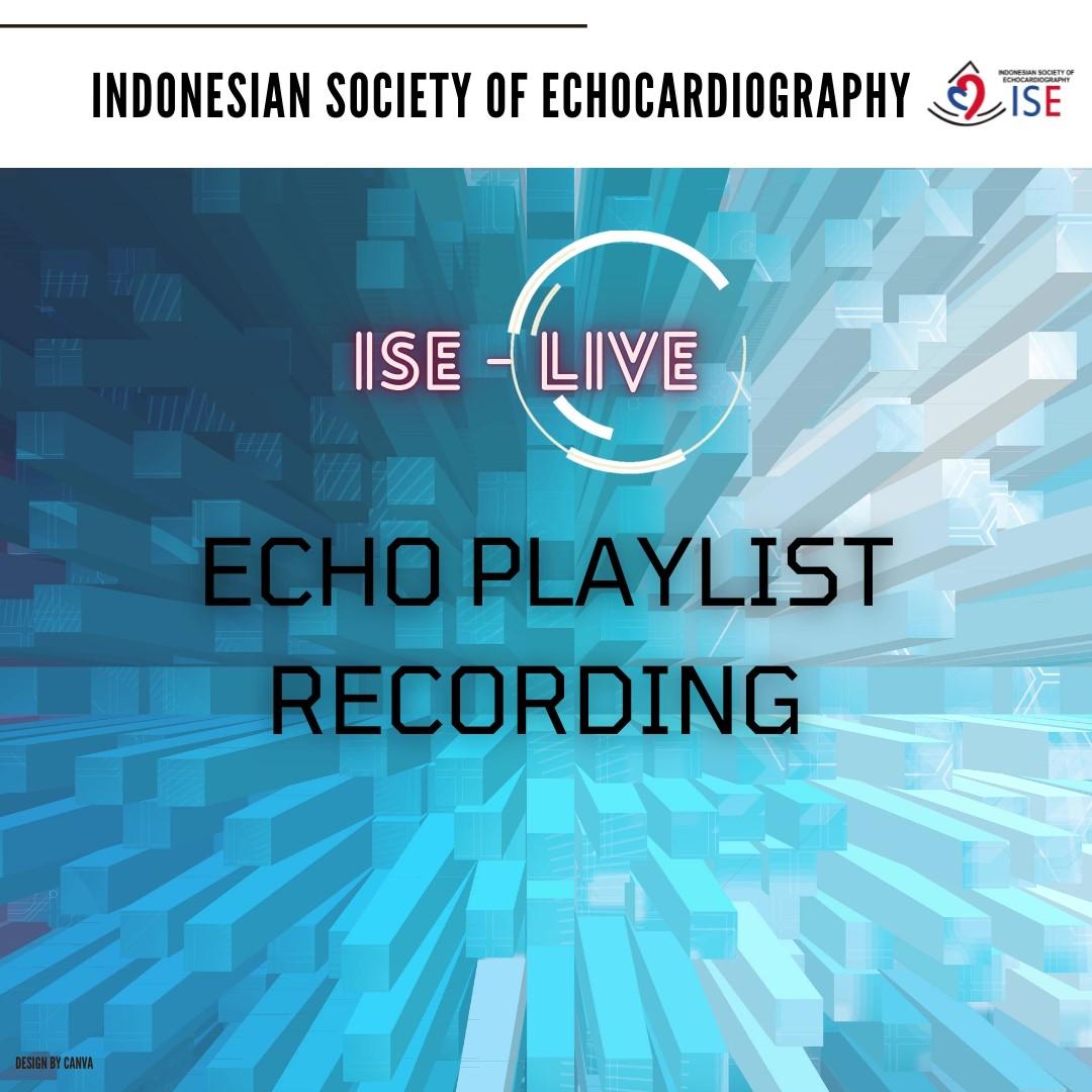 ISE Live Recording